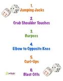 Teaching Bones in Physical Education: Skeletal Dice Fitnes