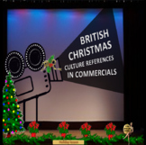 Teaching British Christmas through ads – ESL adult conversation power-point less