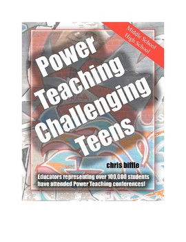 Teaching Challenging Teens