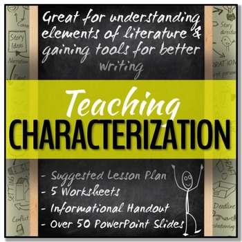 Teaching Characterization