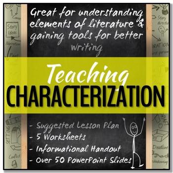 Teaching Characterization