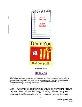Teaching Children To Write Using Favorite Read-Aloud Stories (Mentor Texts)