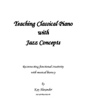 Teaching Classical Piano with Jazz Concepts