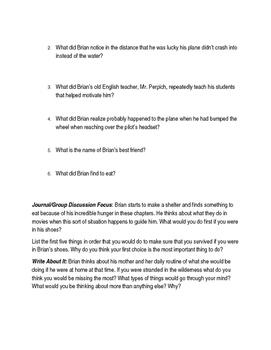Teaching Classics Unit Plan (Bonus-Hatchet by G. Paulsen Workbook)