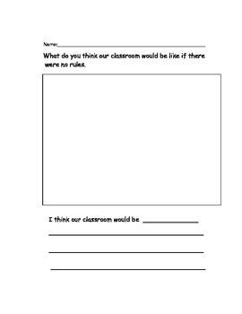 Teaching Classroom Rules