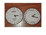 Teaching Clock with Minutes (2 Clocks!)