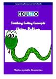 Teaching Coding Concepts Using the Python Programming Language