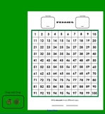 Teaching Coin Money Value with Hundreds Charts- Smart Board Component