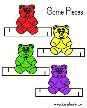 Teaching Colors with the color bears