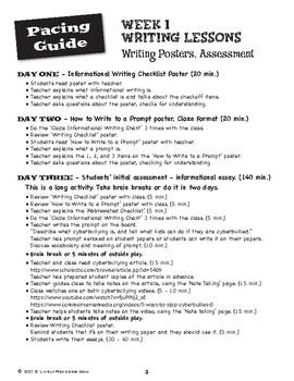Teaching Common Core Informational Writing