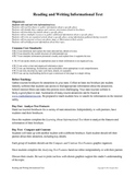 Teaching Common Core: Reading and Writing Informational Text for Fourth Grade