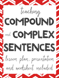 Teaching Compound Complex Sentences