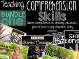 Teaching Comprehension Skills- Bundle 1