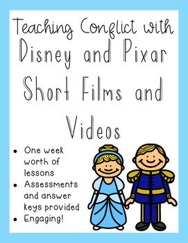 Teaching Conflict with Disney Mini-Unit