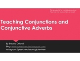 Teaching Conjunctions and Conjunctive Adverbs