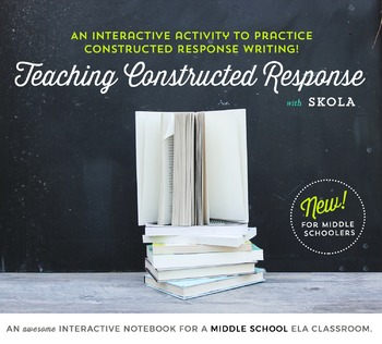 Teaching Constructed Response