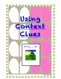 Teaching Context Clues/ Reading