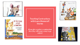 """Teaching Contractions with Laura Numeroff's """"If You Give A Mouse A Cookie"""""""