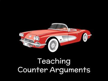 Teaching Counter Arguments