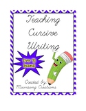 Teaching Cursive Handwriting