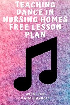 Teaching Dance in Nursing Homes