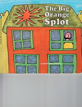 """The Big Orange Splot"" - Teaching Depth and Complexity in"