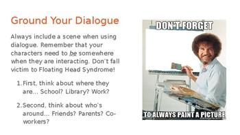 Teaching Dialogue