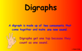 Teaching Digraphs using Visuals!