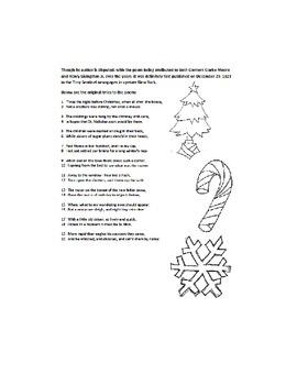Christmas Phonics with 'Twas the Night Before Christmas