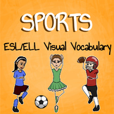 "Teaching ESL/ELL - ""Sports"" Packet"