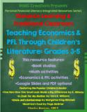Teaching ECON & PFL Through Children's Lit. Bundle (3-5)-G