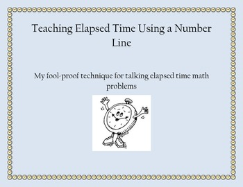 Teaching Elapsed Time