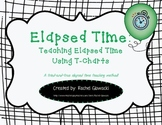 Elapsed Time: Teaching Elapsed Time Using T-Charts