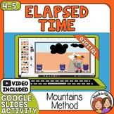 Teaching Elapsed Time using the Mountain Method - Digital