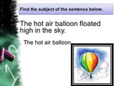 Teaching Elementary Students Subjects and Predicates