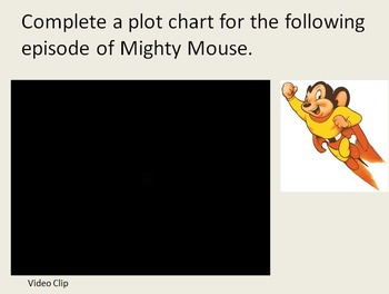 Elements of Plot: An Introduction with Finding Nemo and Mighty Mouse!