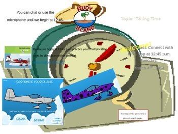 Teaching Elpased Time_3rd Grade