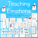 Teaching Emotions with Freezy the Snowman