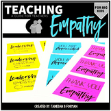 Teaching Empathy: Resources for Teachers