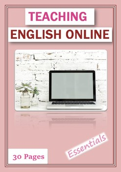 Teaching English Online / Getting you started