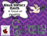 Teaching Equality (Black History Month)