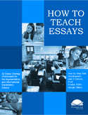 Teaching Essay Strategies