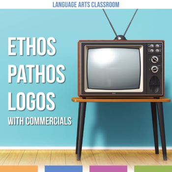 Teaching Ethos, Pathos, and Logos with Commercials