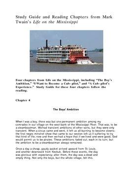Teaching Exaggeration and Understatement - Mark Twain