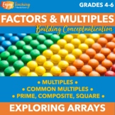 Teaching Factors with Arrays