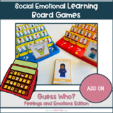 Teaching Feelings Game || Guess Who? Set 2