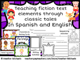 Characters, Setting, Retelling, & Sequencing Classic Tales