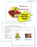 Teaching Fiction and Nonfiction
