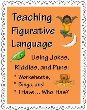Teaching Figurative Language Using Jokes, Riddles, and Puns
