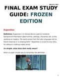 Teaching Figurative Language with Frozen